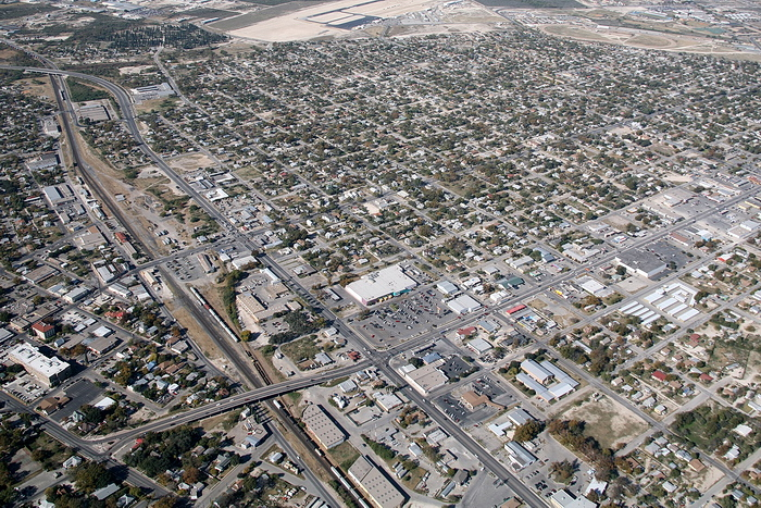 Aerial Photos of Del Rio, TX