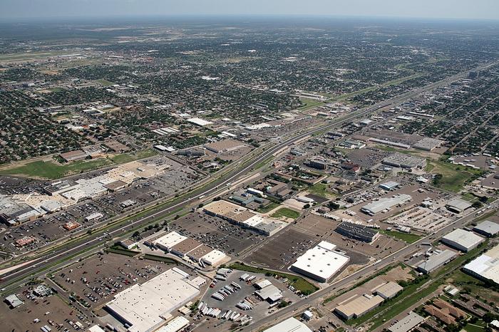 Aerial Photos of Laredo, TX