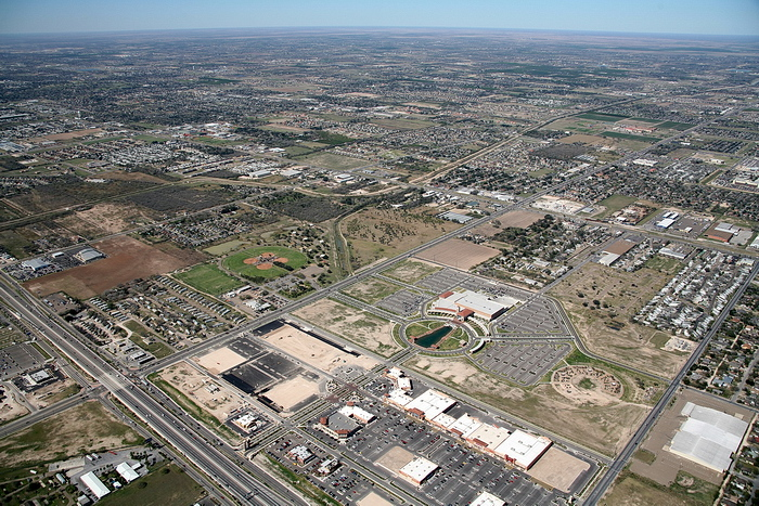 Aerial Photos of San Juan, TX