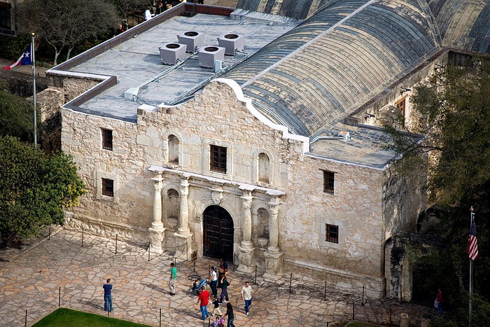 Aerial Photos of San Antonio, TX