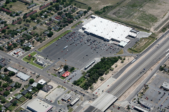 Aerial Photos of Weslaco, TX
