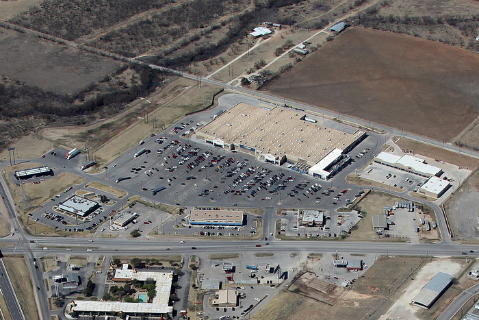 Aerial Photos of Abiliene, Texas